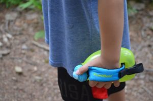 Kids Trail Running FuelBelt Review Sprint