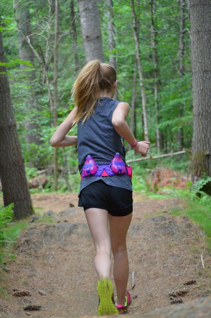 Kids Trail Running Review FuelBelt H20 Helium 2