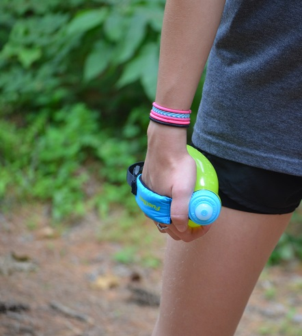 Kids Trail Running review Sprint Palm Holder