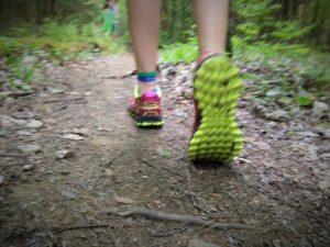 saucony tread kids trail
