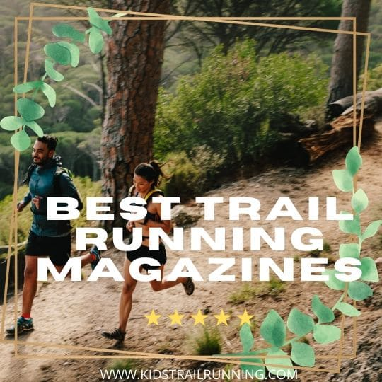 best trail running magazines