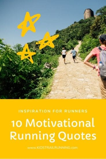 10 motivational running quotes for runners