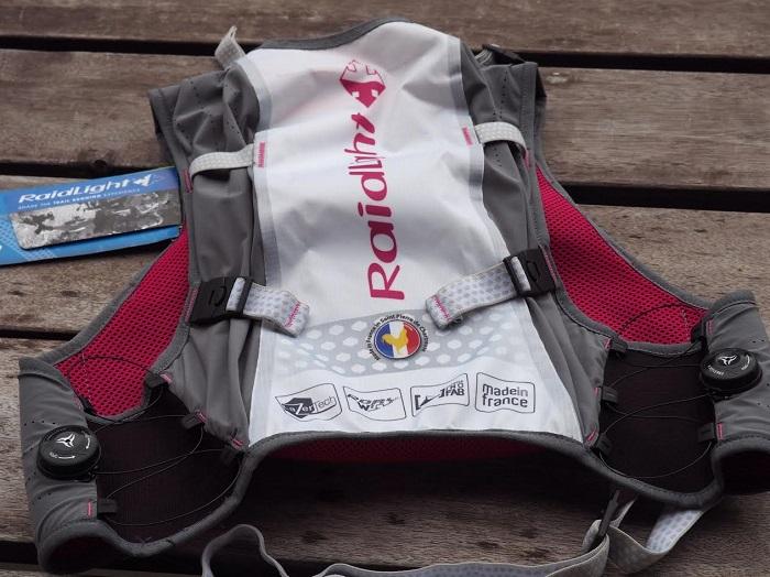 raidlight women's hydration vest pack