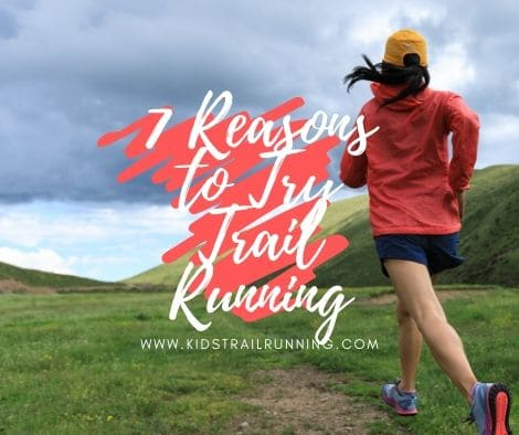 Reasons to Try Trail Running