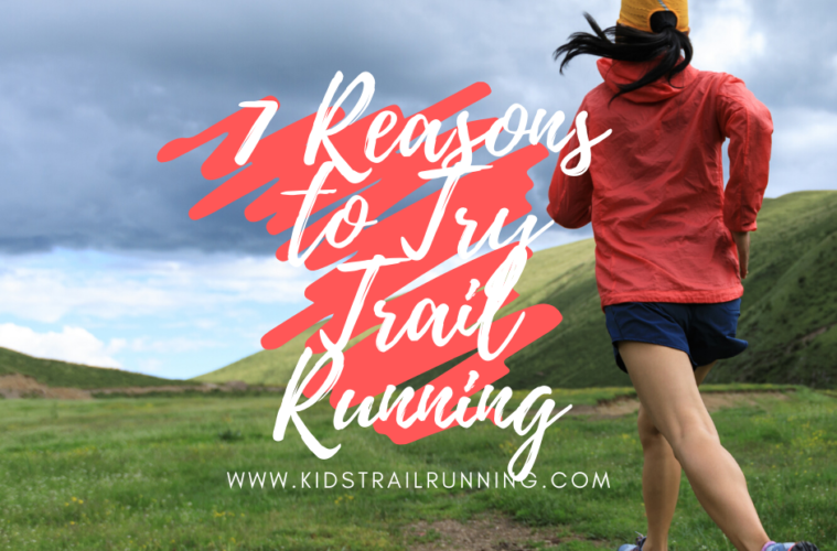 Reasons to try trail running beginner runners