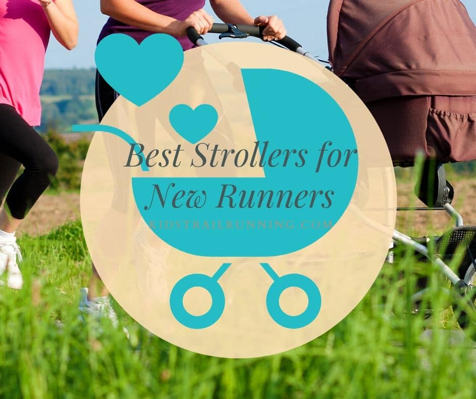 best jogging strollers for new runners