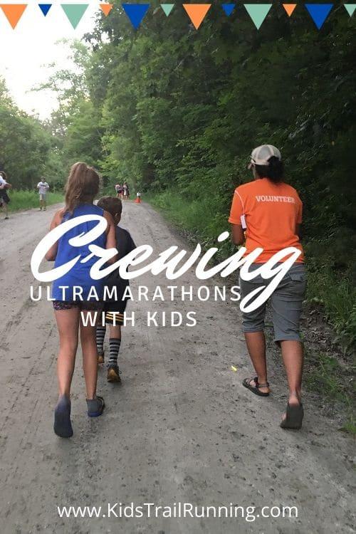 crewing ultramarathons ultras with children